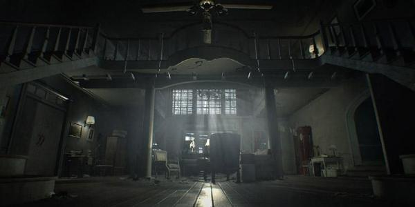 The House Is A Character. Resident Evil VII: Biohazard VR Review