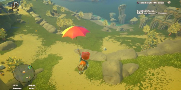 Traversing the world of Yonder: The Cloud Catcher Chronicles is excellent fun