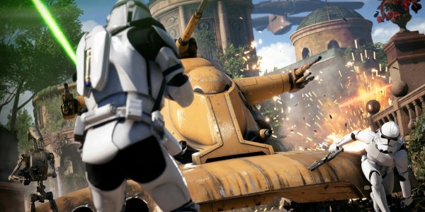 Naboo Conflict Image Star Wars Battlefront 2 Preview
