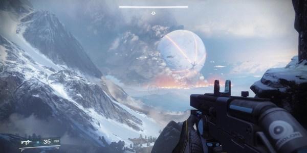 Earth & Traveller Destiny 2