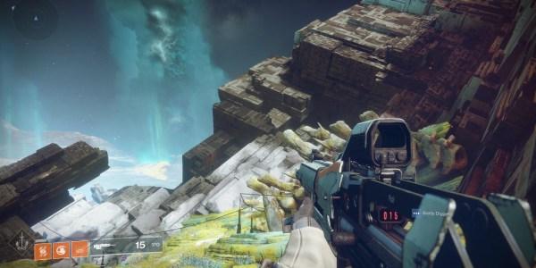 Nessus traversal Destiny 2