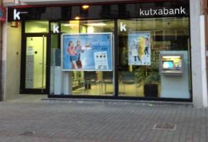 oficina de kutxabank en alsasua