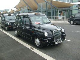 TX4 Taxi. Fuente: Wikipedia
