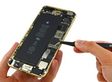 iphone abierto