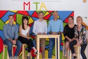 Acuerdo entre Mondragon Team Academy y Metxa