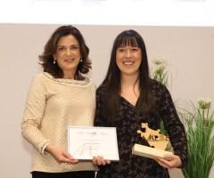 Eneritz Zubizarreta, premio mujer empresaria alavesa