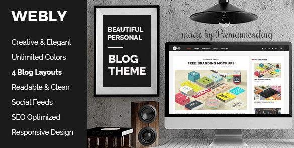 mejor tema wordpress para blog