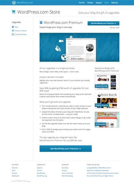 crear un blog wp