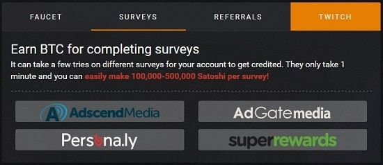 Encuestas Gitcoin