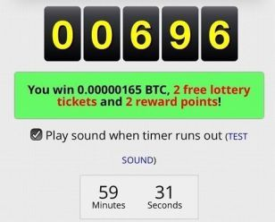 Resultado Free BTC FreeBitcoin