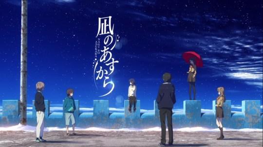 nagi no asukara episode 14 op