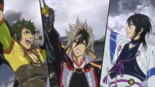 nobunaga the fool episode 1