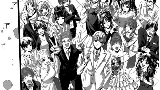 kimi no iru machi wedding