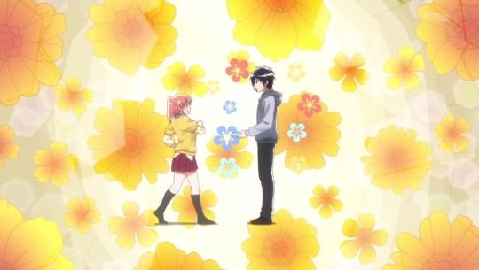 mikakunin de shinkoukei episode 6 kobeni x hakuya