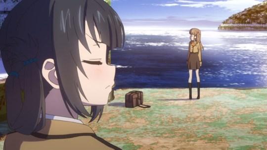 nagi no asukara episode 17 miuna sayu
