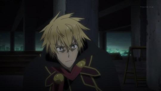 Tokyo Ravens episode 21 harutora yakou