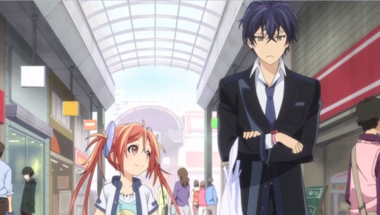 Black Bullet episode 2