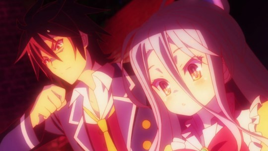 No Game No Life Shiro Sora Chess