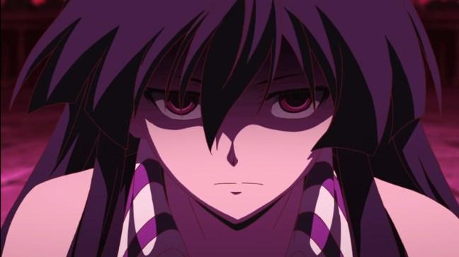 Akame ga kill anime ep 4 Akame