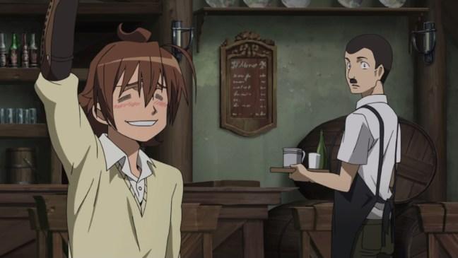 Akame ga kill tatsumi