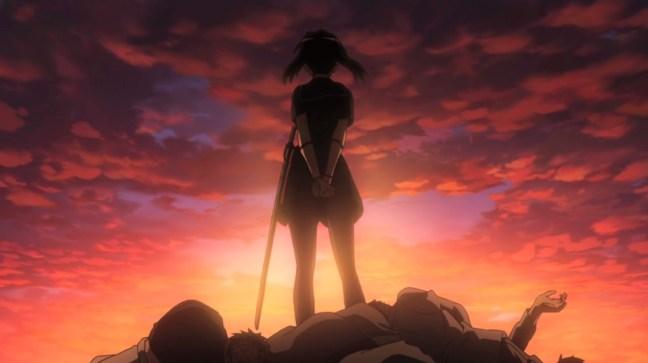 Akame ga Kill Kurome Background
