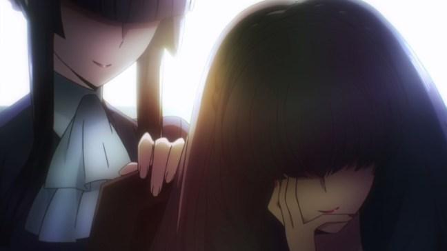 Mahouka ep 18 Yotsubas