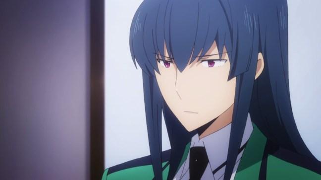 Mahouka koukou no rettousei episode 19 review ichihara