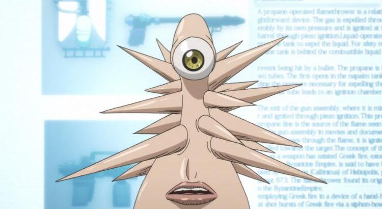 Parasyte Episode 19 Review Migi