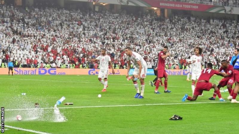 यूएईलाई हराउँदै कतार एसियन कप फुटबलको फाइनलमा