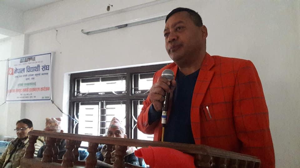 दुर्लुङमा हाजिरजवाफ प्रतियोगिता सम्पन्न, नगरको शैक्षिक गुणस्तरका प्रतिवद्ध छु–मेयर जोशी