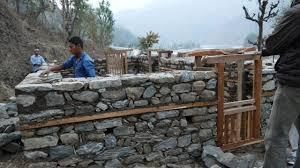 पर्वतमा अझै ३ हजारभन्दा बढी घर पुनर्निर्माण हुन बाँकी