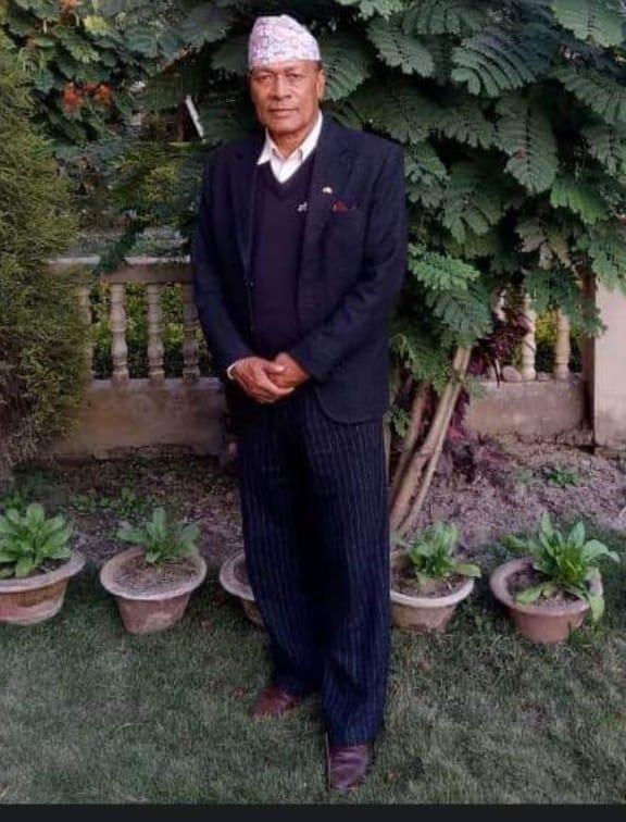 नेपाल रेडक्रस सोसाईटी पर्वतको अध्यक्षमा पुन : रिमाल