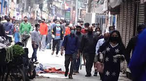 कोटेश्वरका व्यापारी सडकमा, सहज रुपमा व्यवसाय चलाउन दिन माग