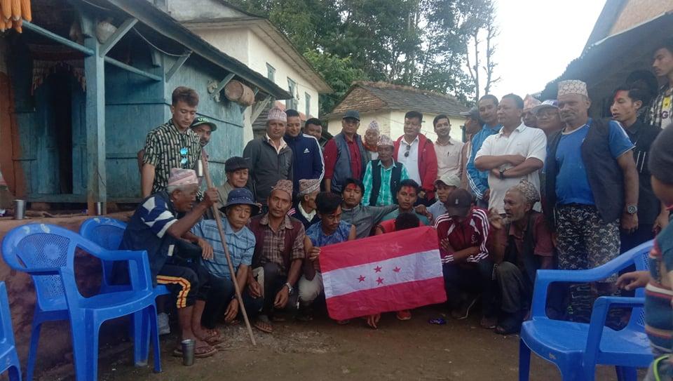 बालाकोट र होश्राङदीमा काँग्रेसको संगठन विस्तार तथा सुदृढिकरण