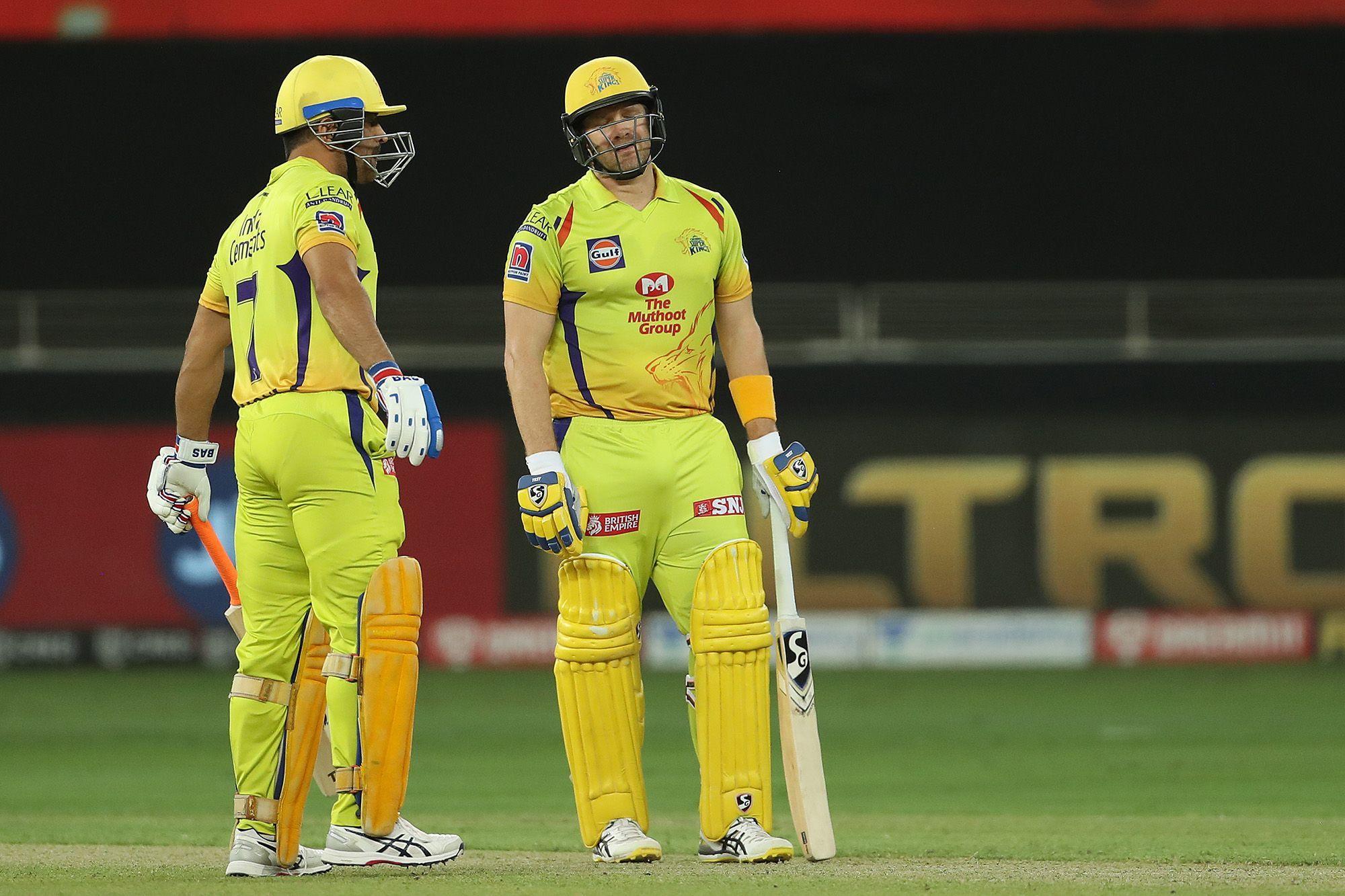 आईपीएल : हैदराबादलाई हराउँदै चेन्नईकाे तेस्राे जित