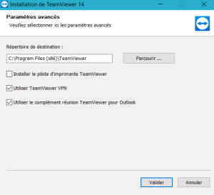 Utiliser le VPN TeamViewer 300x273 - Télétravail : Utilisez TeamViewerpour la connexion à distance