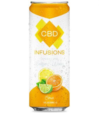 CBD Infusions Citrus Website
