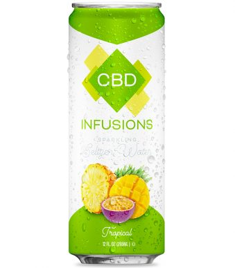 CBD Infusions Tropical Website