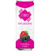 CBD Infusions Wild Berry Website