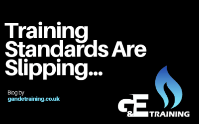Training Standards Are Slipping…