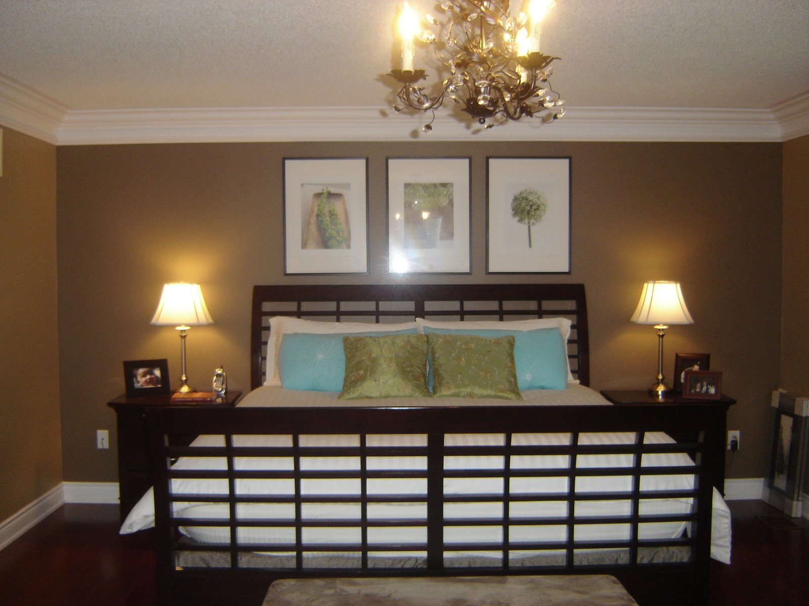 master bedroom with new wall color notes from home on master bedroom wall color id=98062