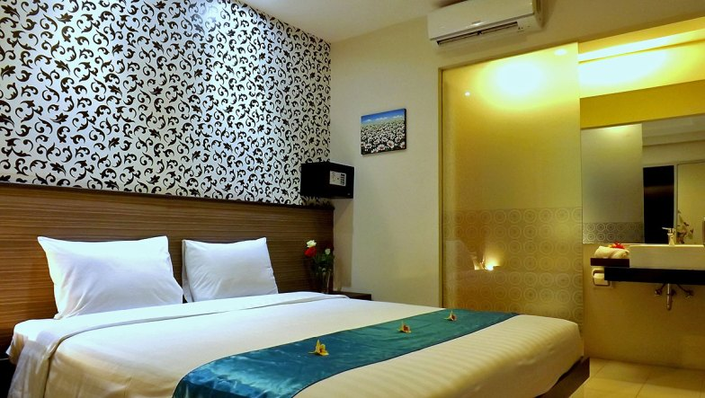 kamar hotel everyday smart