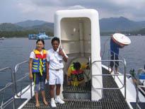 wisata kapal selam