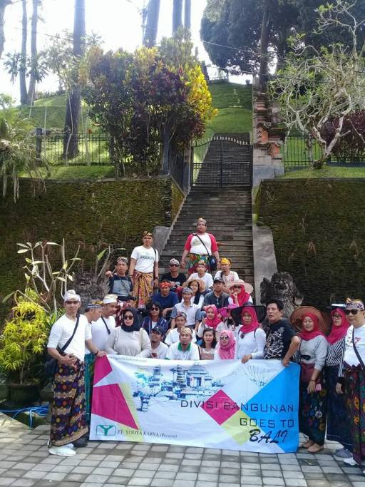 tour group ke bali