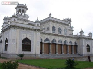 The magnificent Chowmahalla Palace was the seat of the Asaf Jahi dynasty where the Nizams entertained their official guests and royal visitors.