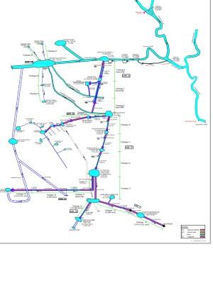 Pranahita Chevella lift irrigation scheme  Wikipedia