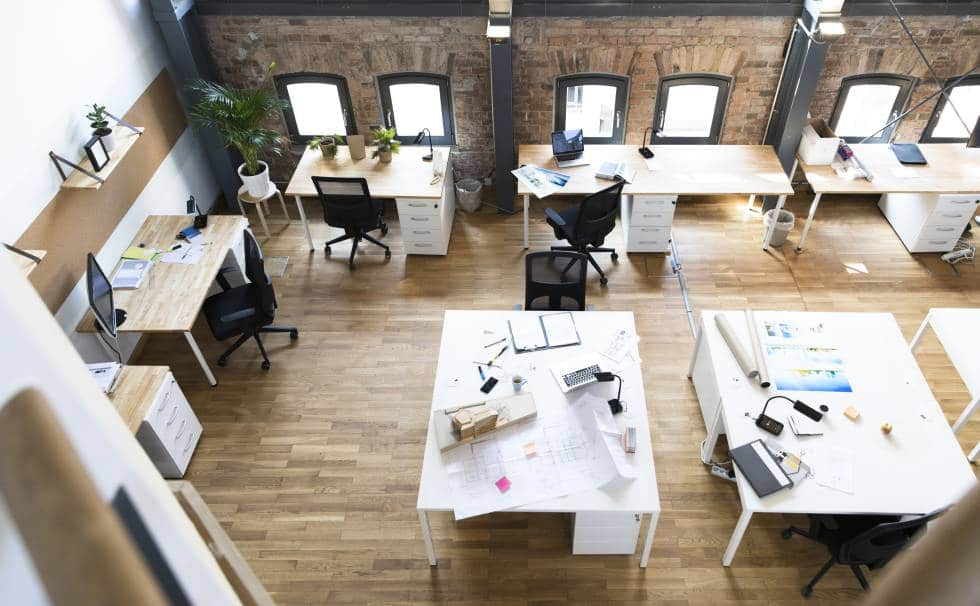 Work and Holidays: Coworking spaces