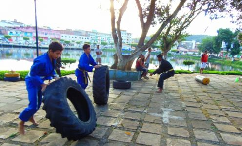 14_6 Academia de Artes Marciais em Gandu promove treinamento funcional