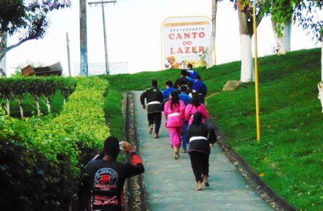 19_3 Academia de Artes Marciais em Gandu promove treinamento funcional
