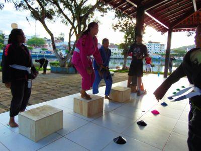 22_3 Academia de Artes Marciais em Gandu promove treinamento funcional